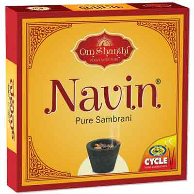 Cycle Navic Cup Sambrani 8 Pcs | Buy Cycle Navic Cup